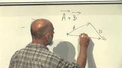Classical Mechanics | Lecture 1