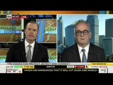 Sky Business John Houston Interview  21 Nov 2016