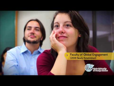 Kyoto University of Foreign Studies|#12 Catch Your Dream! -Study in JAPAN-
