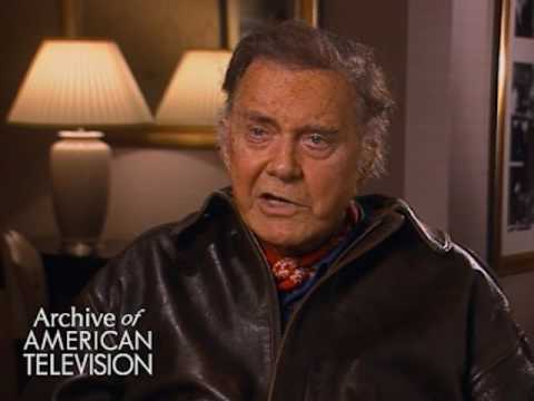 "Cliff Robertson on the television production of ""The Days of Wine and Roses"" - EMMYTVLEGENDS.ORG"