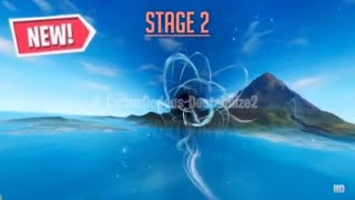 'NEW' 'LEAKED' EXPLODING ORB ALL STAGES!! | Fortnite - France (Fortnite Battle Royale)