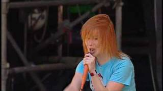 Paramore - Emergency [Norwegian Wood 2008]