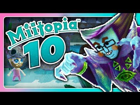 Gruselaction In Der Pyramide! 🎤 #10 • Let's Play Miitopia