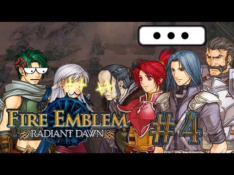 Let's Play Fire Emblem Radiant Dawn - 04 - : Le Prince de Daein.