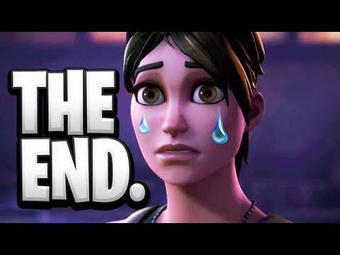 Fortnite ENDING after Season 7 :(