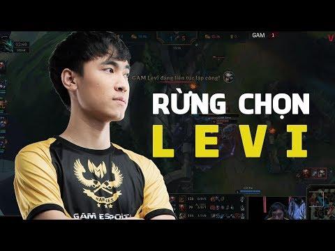 CES vs GAM: Rừng chọn Levi. [GAM Esports Highlights]