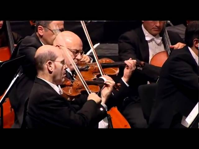"""Boris Pigovat - """"Music of Sorrow and Hope"""", Poem for Symphony Orchestra (2011) Part 1 of 2."""