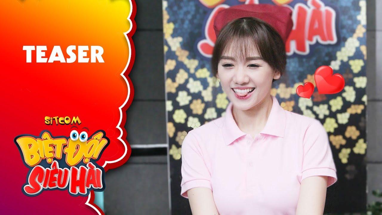 Biệt đội siêu hài | Teaser: Hariwon