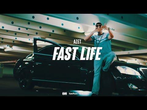 AZET - FAST LIFE (prod. by m3) #KMNSTREET VOL. 1