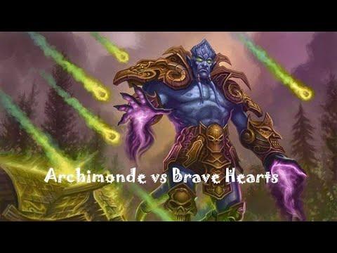 #11 - World of Warcraft The Burning Crusade (Brave Hearts vs Archimonde) (2008)