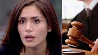 La condena millonaria a Miriam Saavedra