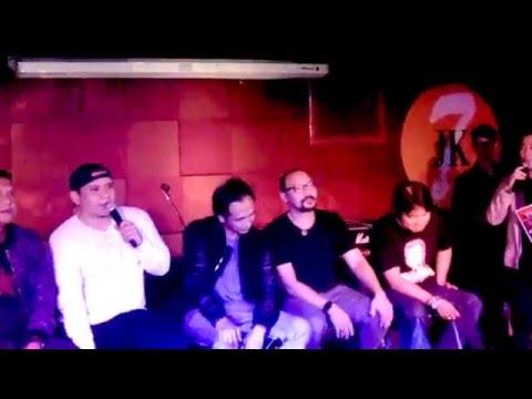 Ulang Tahun Padi ke 19 (wawancara personil) di Swiss Bell Hotel Kemang Jakarta Selatan 10 April 2016