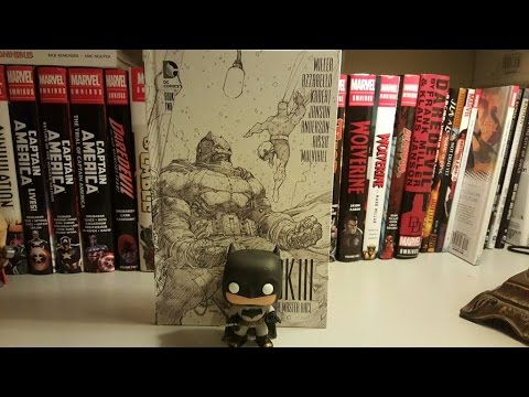 The Dark Knight 3 Master Race Collectors Edition Book 2 By Frank Miller and Brian Azzarello Overview