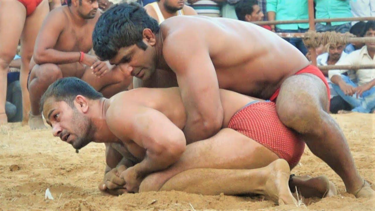 Kushti Wrestling कुश्ती at Dundaheda Dangal