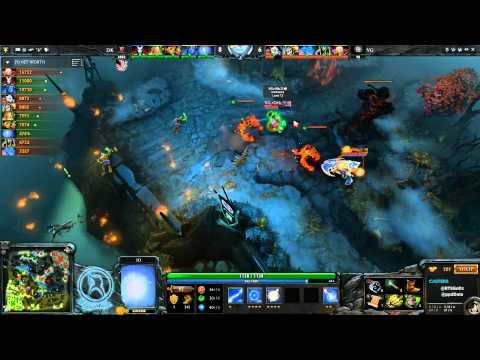 DK vs Vici - The Summit - playoffs - G1