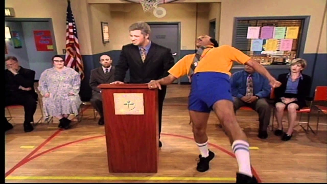 That Mad tv coach hines sex assured, what