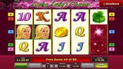 Lucky Lady's Charm! WIN 3000 EUR Gewinn! Best Online Slots