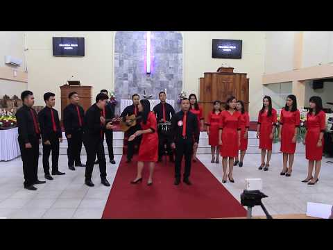 Juara 1 Vocal Group Keluarga Besar Harefa