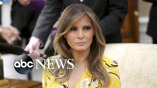 First lady responds to comment about her by 'Morning Joe' host