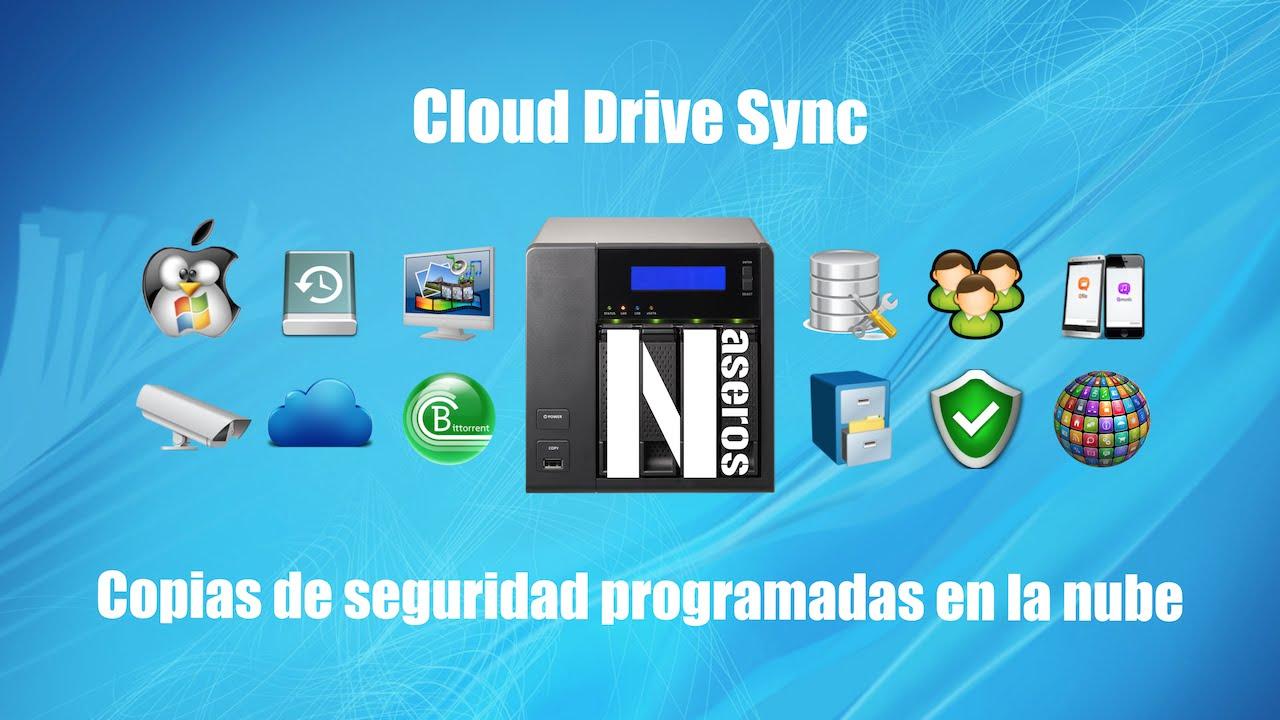 Cloud Drive: Cloud Drive Rsync