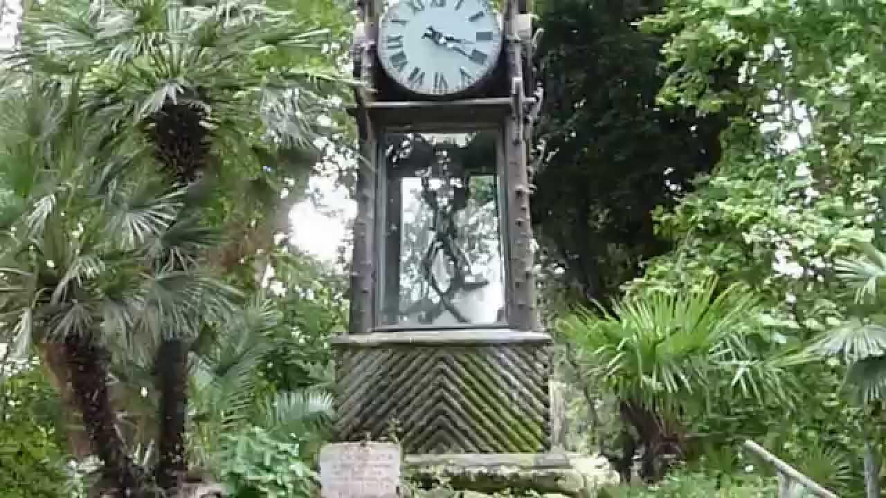 Passeggiate per roma orologio ad acqua al pincio youtube