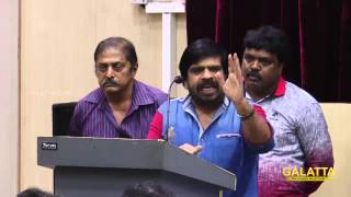 STR voiced for Vijay's Thalaivaa, their bond is not new - TR