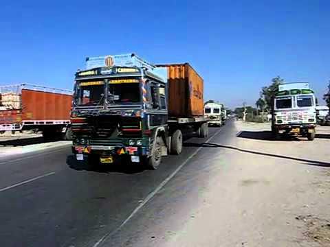 Transportation service Delhi to Mumbai To Delhi - YouTube