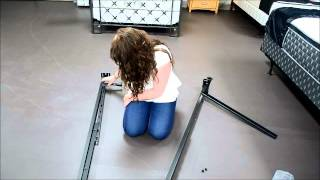 How To Put A Bed Frame Together