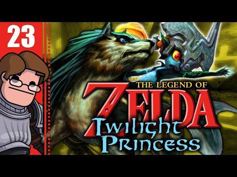 Let's Play The Legend of Zelda: Twilight Princess HD Part 23 (Patreon Chosen Game)
