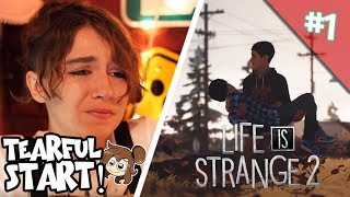 THE PAINFUL BEGINNING   Life is Strange 2 Episode 1 (Part 1)