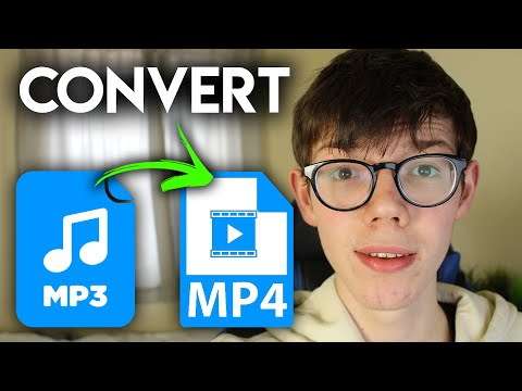 How To Convert MP4 To MP3 (Easy) | Convert Video To MP3