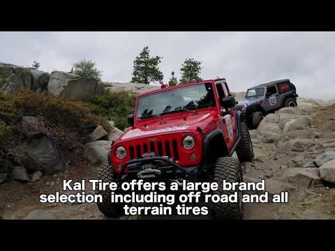 My Kal Tire BFGoodrich KM3 Experience
