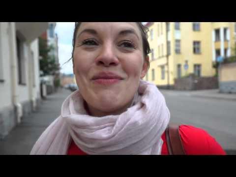 Jaana Woll, Guide Helsinki