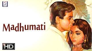 Madhumati - Dilip Kumar, Vyjayanthimala - Musical Super Hit Movie - HD