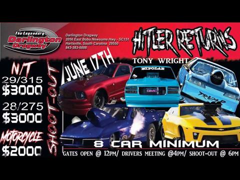 Tony Wright vs The 3m Truck