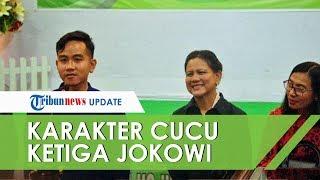 Karakter Mengagumkan Cucu Ke-3 Presiden Jokowi yang Lahir Jemuah Wage dalam Weton Jawa