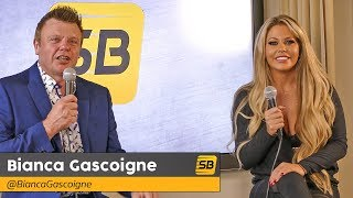 1 MIN BURPEES CHALLENGE with Bianca Gascoigne