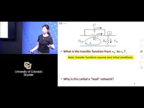 ECEN 5138 Control Systems Analysis - Sample Lecture