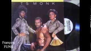T.S. Monk - Everybody Get On Up And Dance (1981) ♫