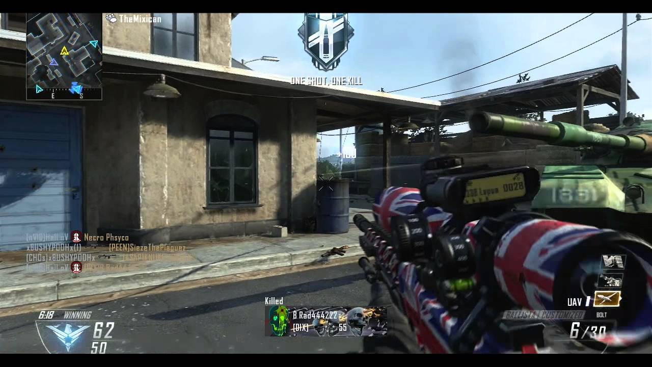 """Hall nV - """"Confusion of Trust"""" BO2"""