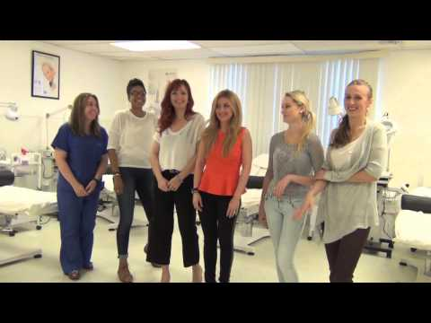 What it's like to be a student of esthetics at The New Age Spa Institute?