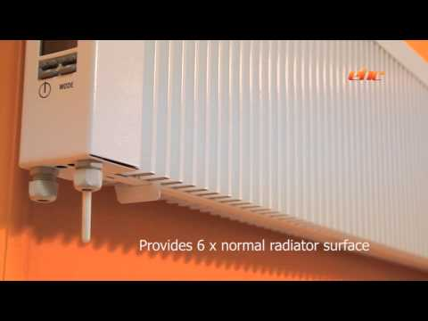 Electric Radiators - The Electric Heating Company