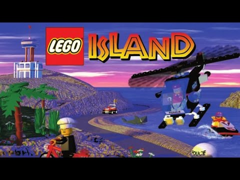 LEGO Island complete soundtrack [DOWNLOAD, UPDATED 2017-10-31]