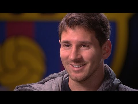 60 Minutes archives: Messi's strategy for success
