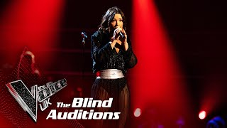 Cat Cavelli's 'I Put A Spell On You' | Blind Auditions | The Voice UK 2020