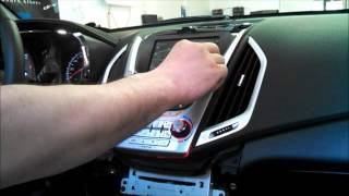 How to add FACTORY Navigation to a 2013 GMC Terrain and Chevrolet Equinox
