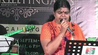 Senthoorapoove Ft. Sreelatha Ratheesh@Tribute to the Nightingales
