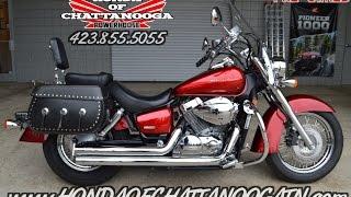 Used 2011 Honda Shadow Aero 750 For Sale / Walk-Around - Cobra Exhaust / Saddlebags