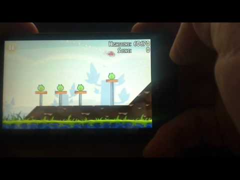 Angry Birds Cheats (Level 1.1-1.3) Part 1