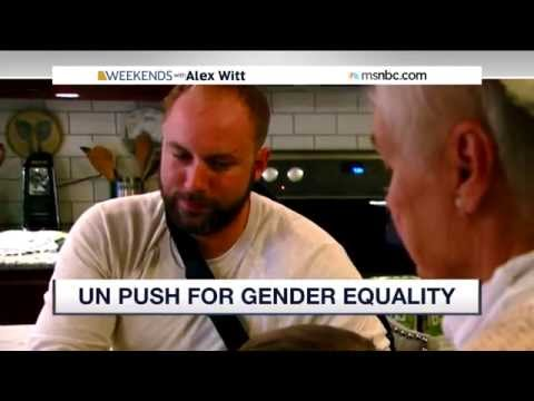 Marine Veteran recognized by United Nations